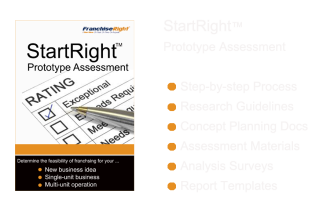 StartRight™ Prototype Assessment